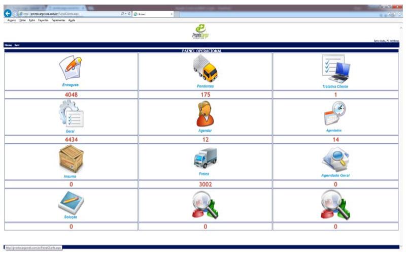 Site: Portal do Cliente