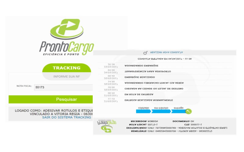 Tracking Cliente Final